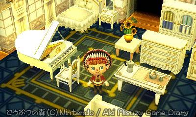 模様替えと新規の部屋game Diaryso Netブログ